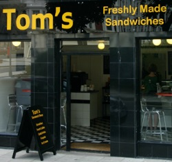 Tom's Sandwich Shop